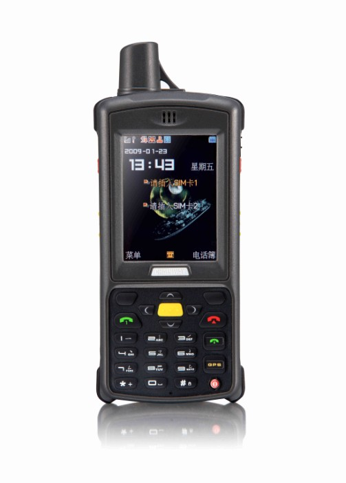 GPS定位手机