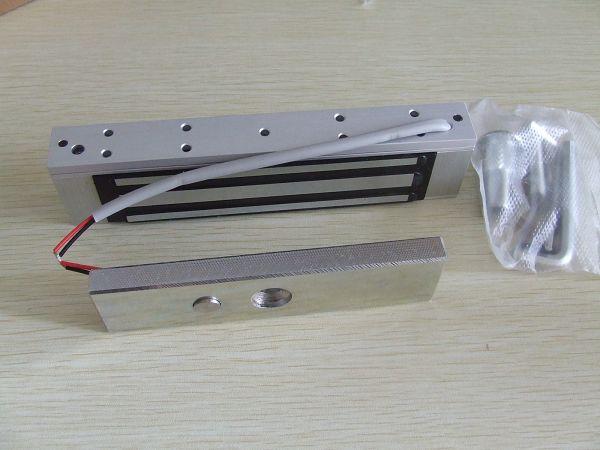 【门禁电磁锁 280公斤明装磁力锁
