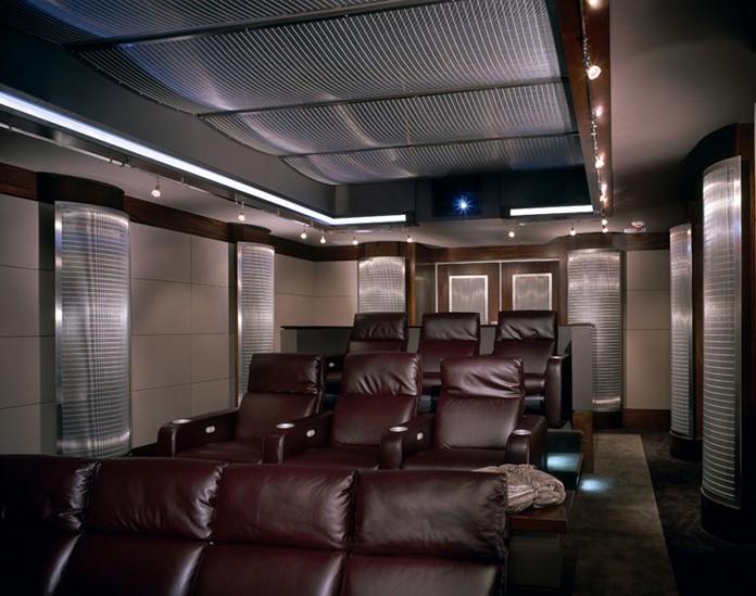客厅书房车库地下室阁楼视听室家庭影院配置方案