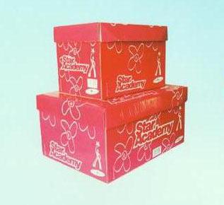 鞋盒 专业制作鞋盒厂家