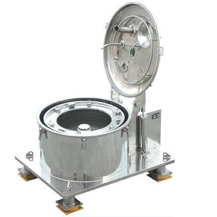 PSD800/PSD1000/PSD1200/PSD1250/PSD1600平板式上部卸料吊袋離心機
