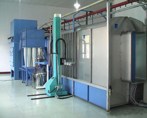 不锈钢自动粉房