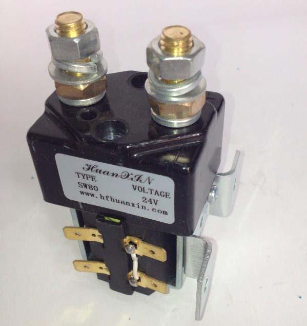 SW80-24V|电动叉车配件