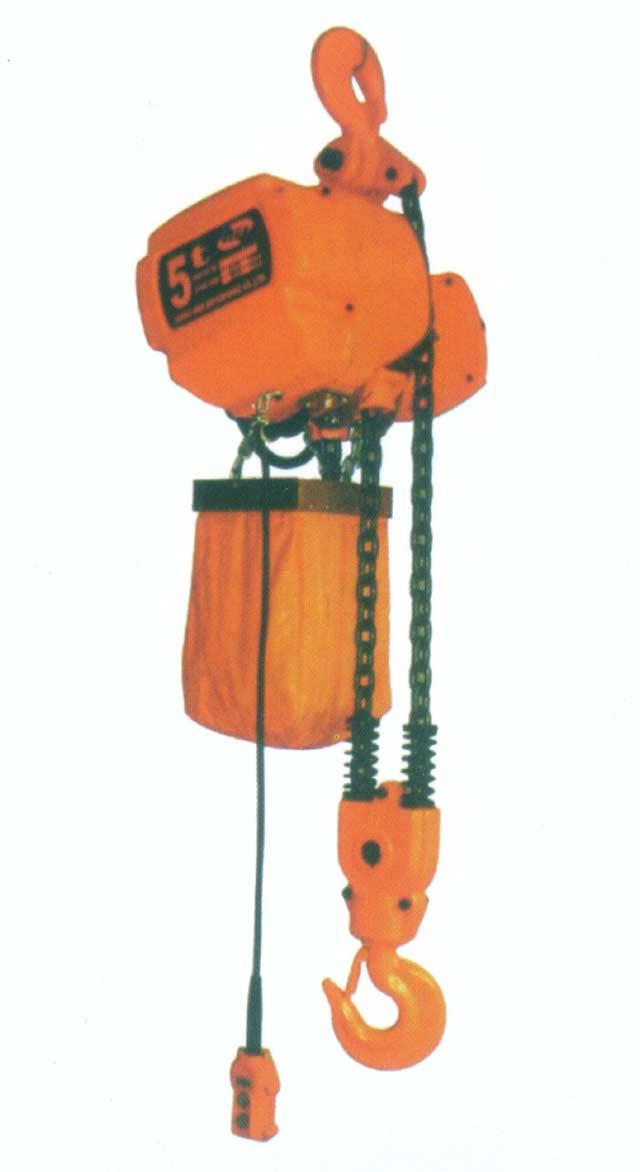 链条式电动吊车|东莞长安起重机设备工程