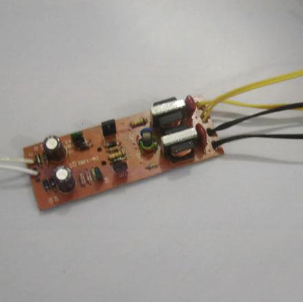 一拖二电子镇流器