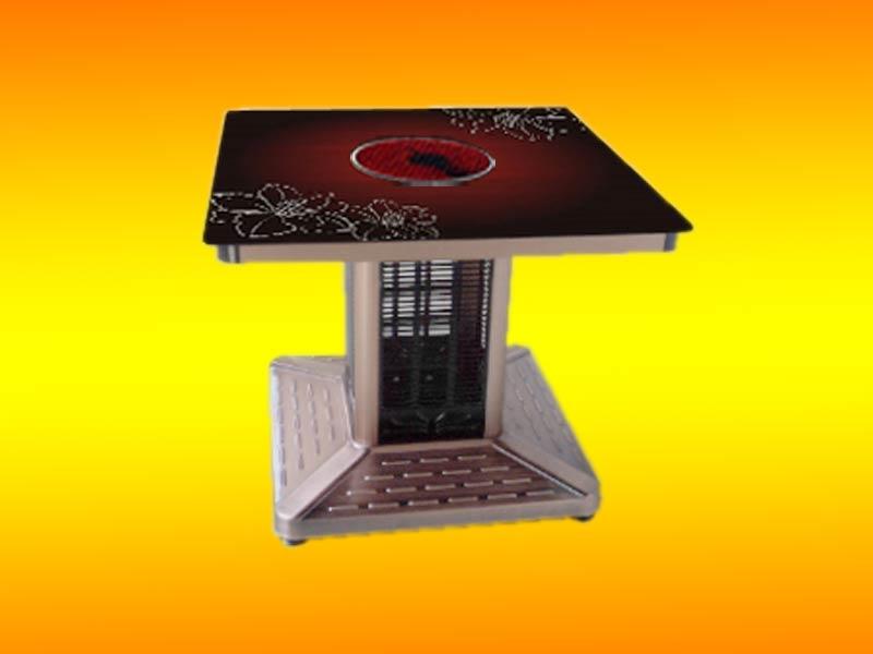 新型家庭取暖桌