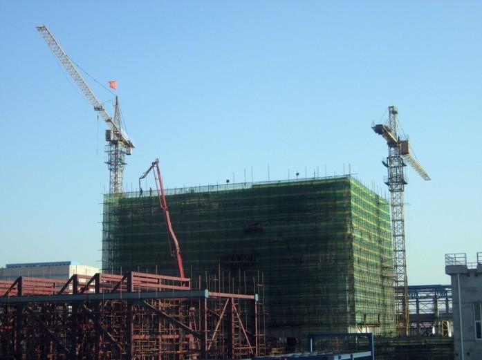 高層建筑施工|中山建筑工程